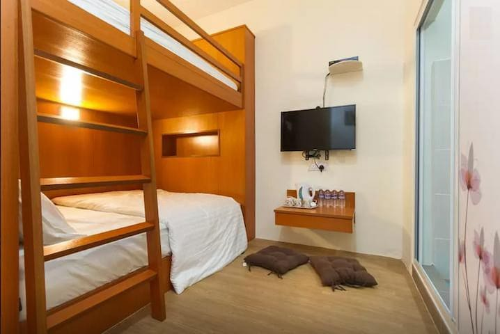 Breezy and comfortable room in Penang - Ayer Itam - Appartamento