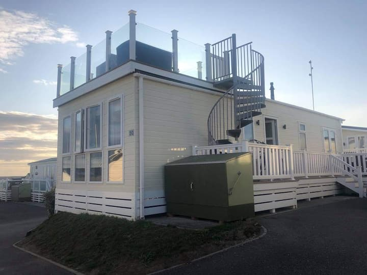 Skydeck Vista holiday home Chesil, Weymouth