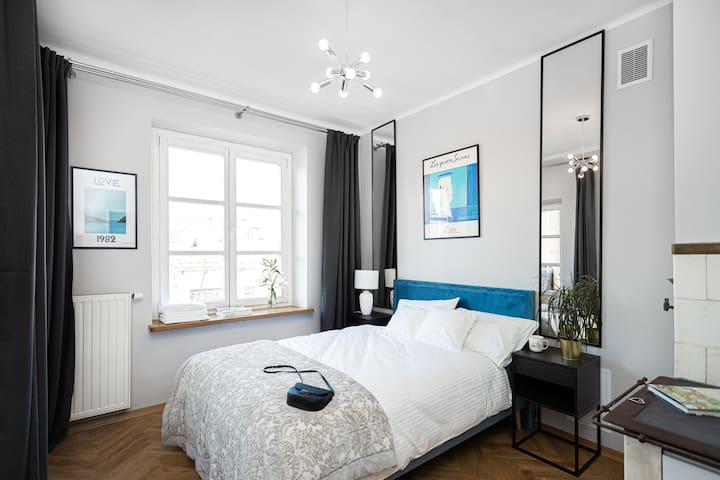 Boutique Apartment with a Secret Balcony