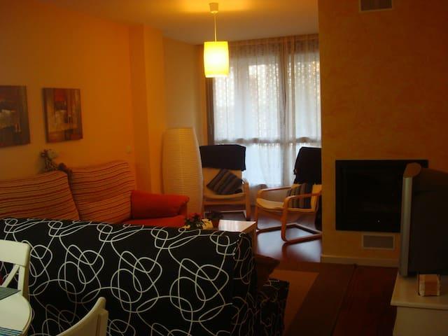 Apartamento en Las Margas-Golf