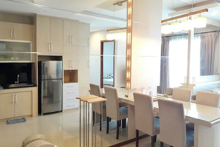 Lux 2BR Apartment in Downtown Jakarta - Tanah Abang