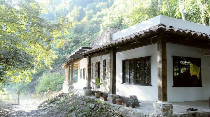 Recinto Natural SEMUK Valle San Lorenzo