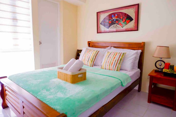 1BR Chalet with Wifi & Netflix at Tagaytay