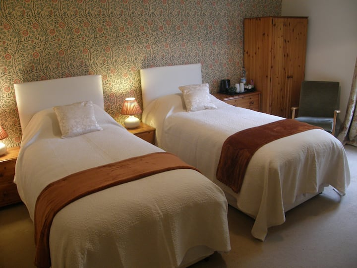 Double or Twin room Madog at The Old Vicarage