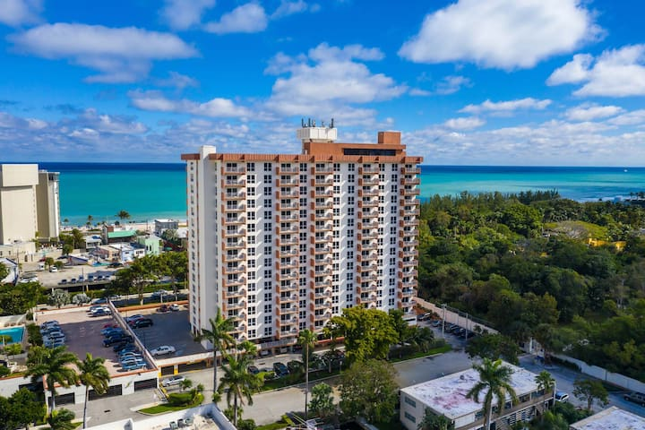 Beachside - Studio - Central Fort Lauderdale Beach