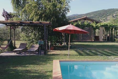 Monolocale Con Piscina Nella Campagna Toscana