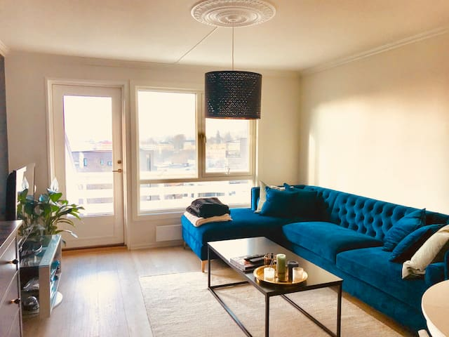 Cosy appartment, very close to Oslo city center!