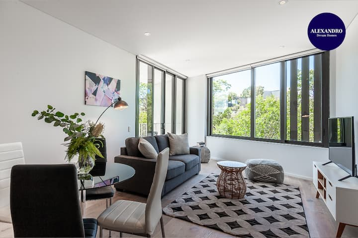 LUXURY APARTMENT // MOMENTS LANE COVE VILLAGE