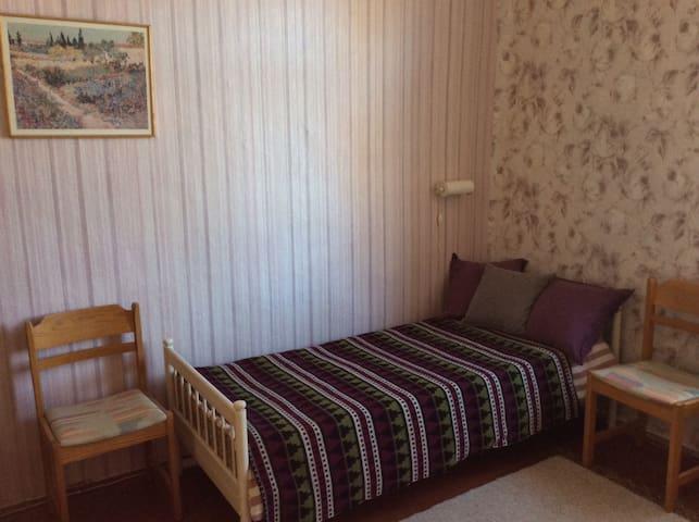 отдельная квартира в Колпино
