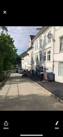 In the center of Bergen, cute and cosy apartmant.