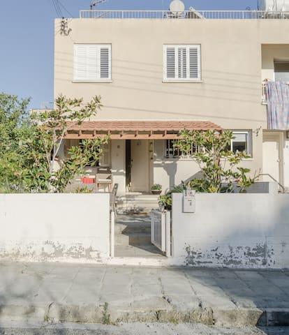 One Bedroom House in Limassol - Limassol - Huis