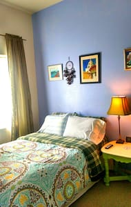 Artist's guest bedrooms - Yuma
