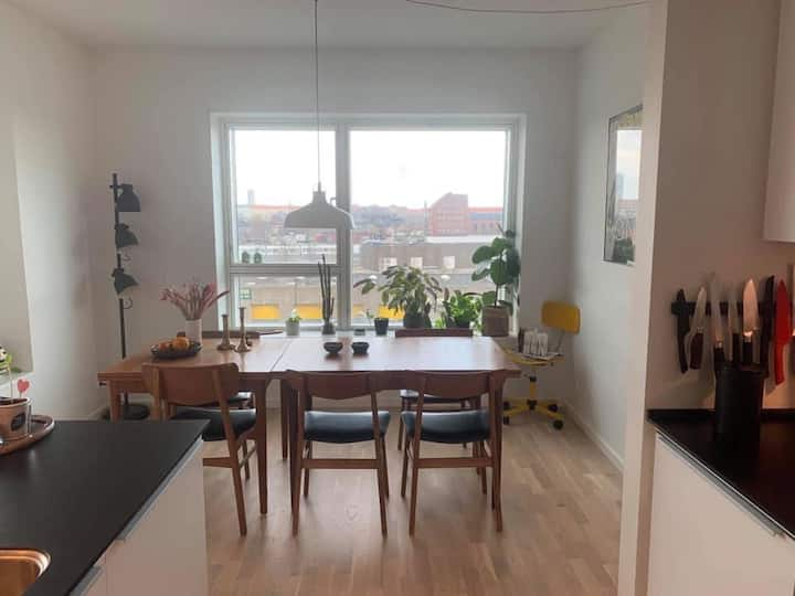 Værelse udlejes i stor lejlighed i Sydhavnen