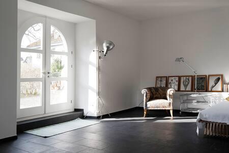 Apartment, 90 m² in der Schlossanlage Knonau - Knonau
