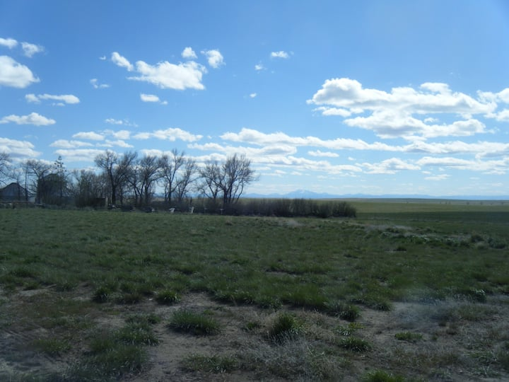 Camping in Eastern Wyoming