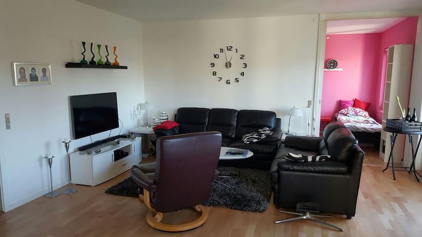 Lys 5 pers lejlighed - københavn - Квартира