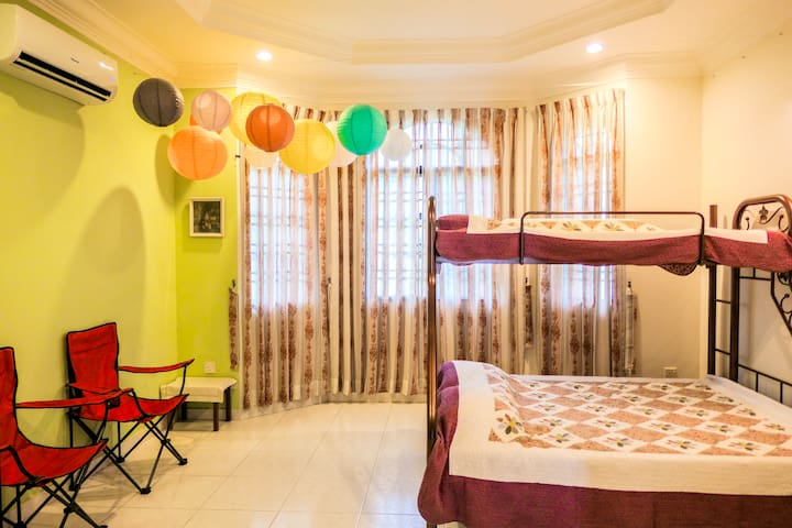 Ipoh Homestay (Joyful Dream Room)