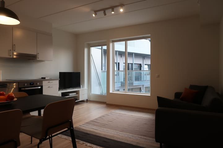 Central & comfortable flat right to metro stop