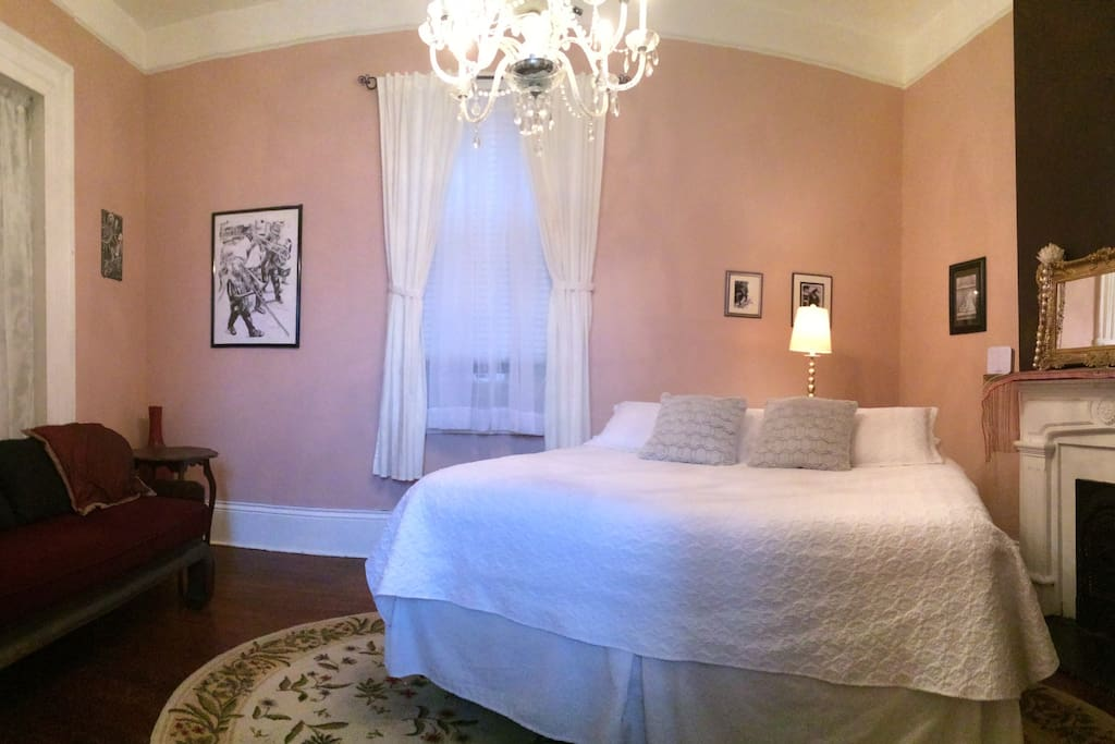 Frenchmen house rose room houses for rent in new - 1 bedroom houses for rent in new orleans ...