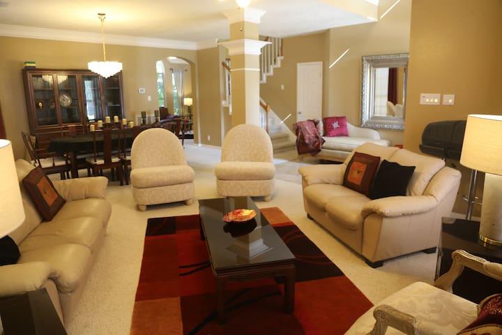 Beautiful home in Clear Lake City near JSC/NASA