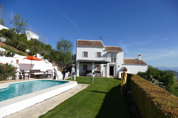 Charming Spanish Finca in beautiful nature - Monda - Casa