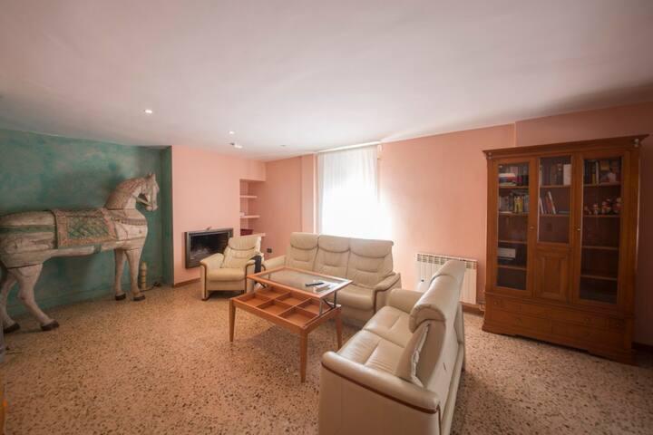 Fantastico piso con terrazza en el centro de Reus