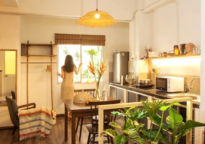 🔥COZY ★ Furnished Apartment in Central Area