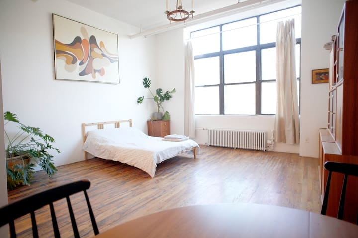 Loft in Bushwick/East Williamsburg