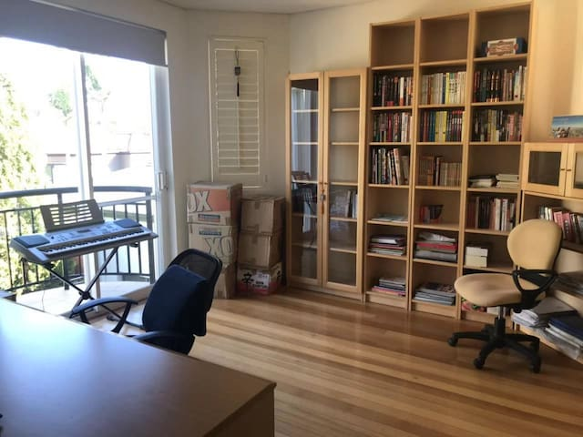 Two private rooms in south Sydney