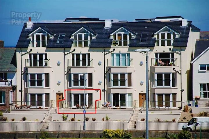 Luxury apartment available to rent in portrush