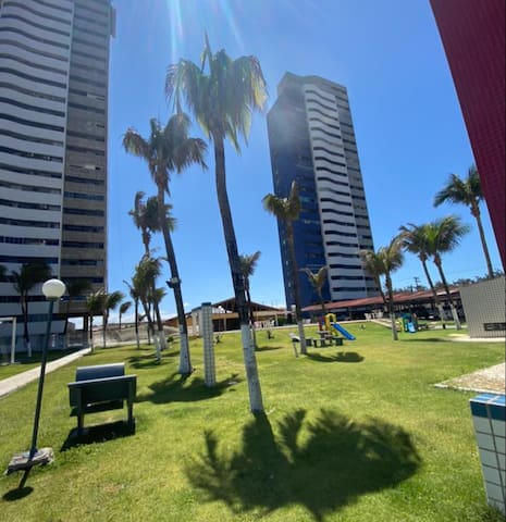 Ainda há vagas: Apartamento na praia do futuro