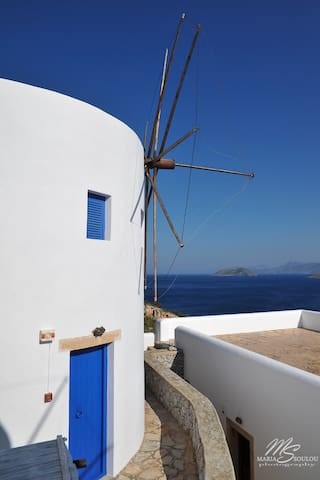 Anemos Windmills - Agia Marina - Appartement