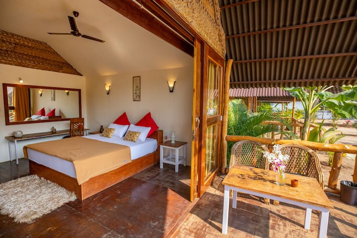 Royal Agonda Beach Hut 2