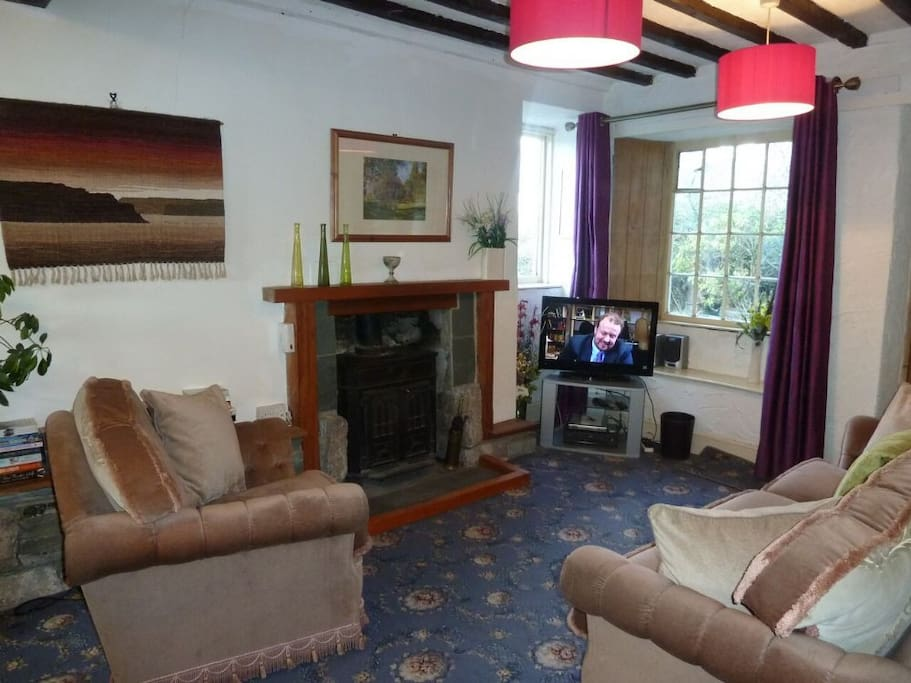 Meadow Bank Lodge,Self catering holiday cottage in Staveley, Lakes Cottage Holidays