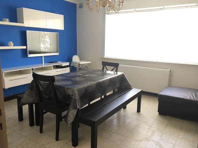 Maison  confortable  95 m2. Base nautique à 150m