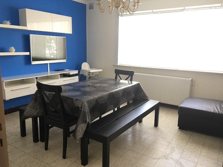 Maison  confortable  95 m2. Base nautique à 200 m