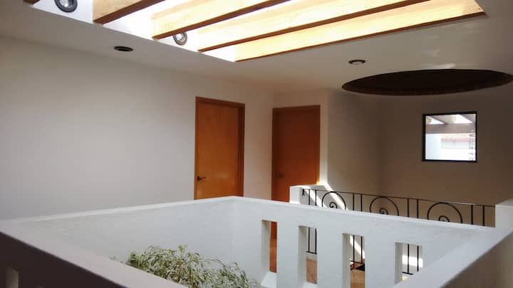 Agradable Habitación Privada en Ubicación Perfecta