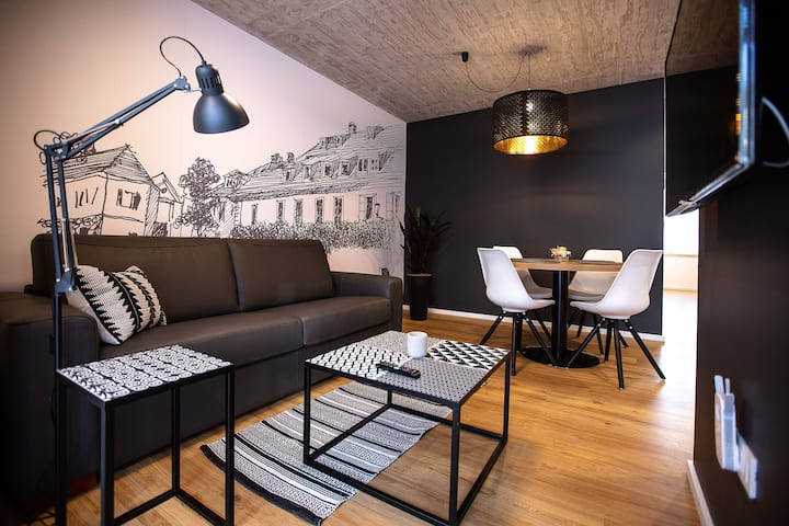 ☆Postcard City Apartment☆ 2BR w/P, AC and Terrace