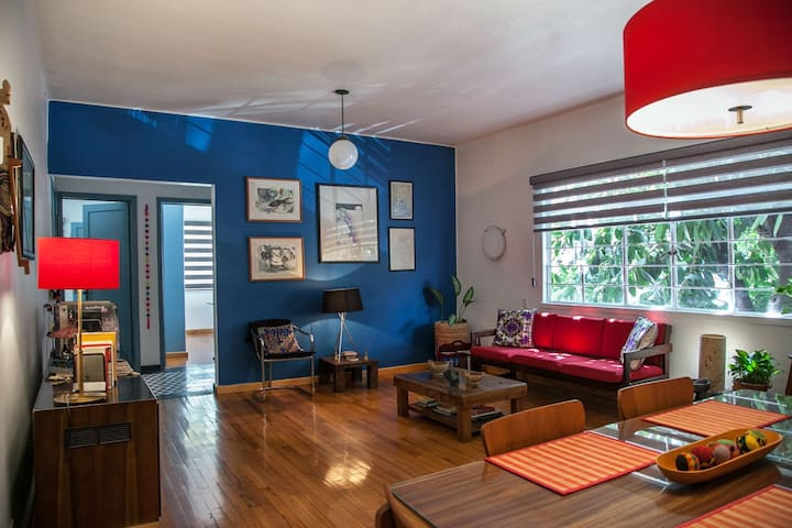 Strategic point, beautiful apartment in la Condesa