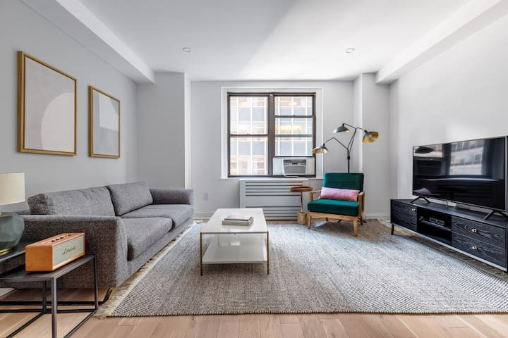 Hip Midtown East 1BR w/ Doorman, Gym, nr. Grand Central, by Blueground