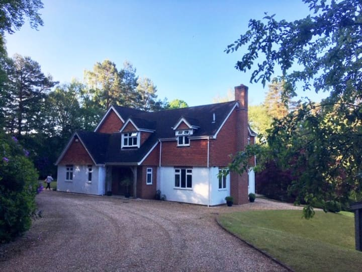 Beautiful Surrey Country House - 6 Guests
