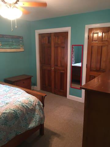 Bedroom! - Fredericksburg - House