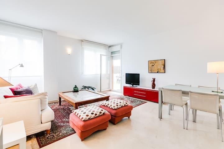MIA BEACH-CITY-Apartment - Montgat