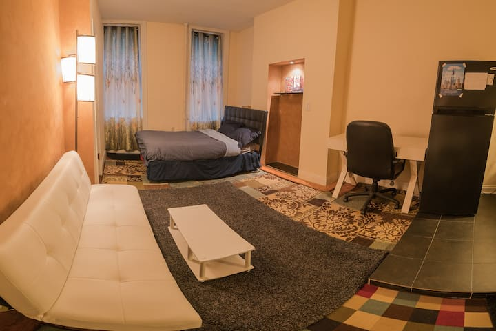 Perfect  studio for your NYC trip