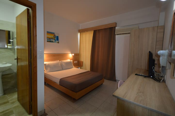 DOUBLE ROOM FALIRAKI