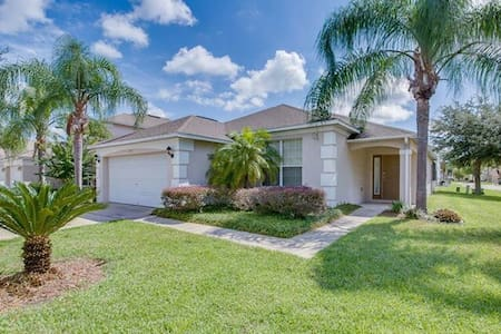 4 Bedroom Villa, Orlando (Private Pool) - Haines City