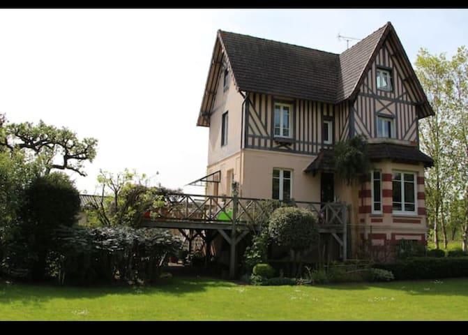 Maison de charme et pleine de vie - Pont-l'Évêque