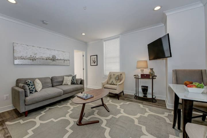 DuPont Circle/Kalorama Luxury Apartment Suite 4