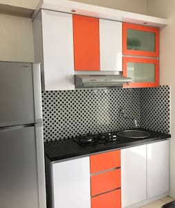 Affordable Cozy Studio Apartment - Penjaringan