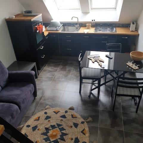 appartement confortable a 20 mn des plages